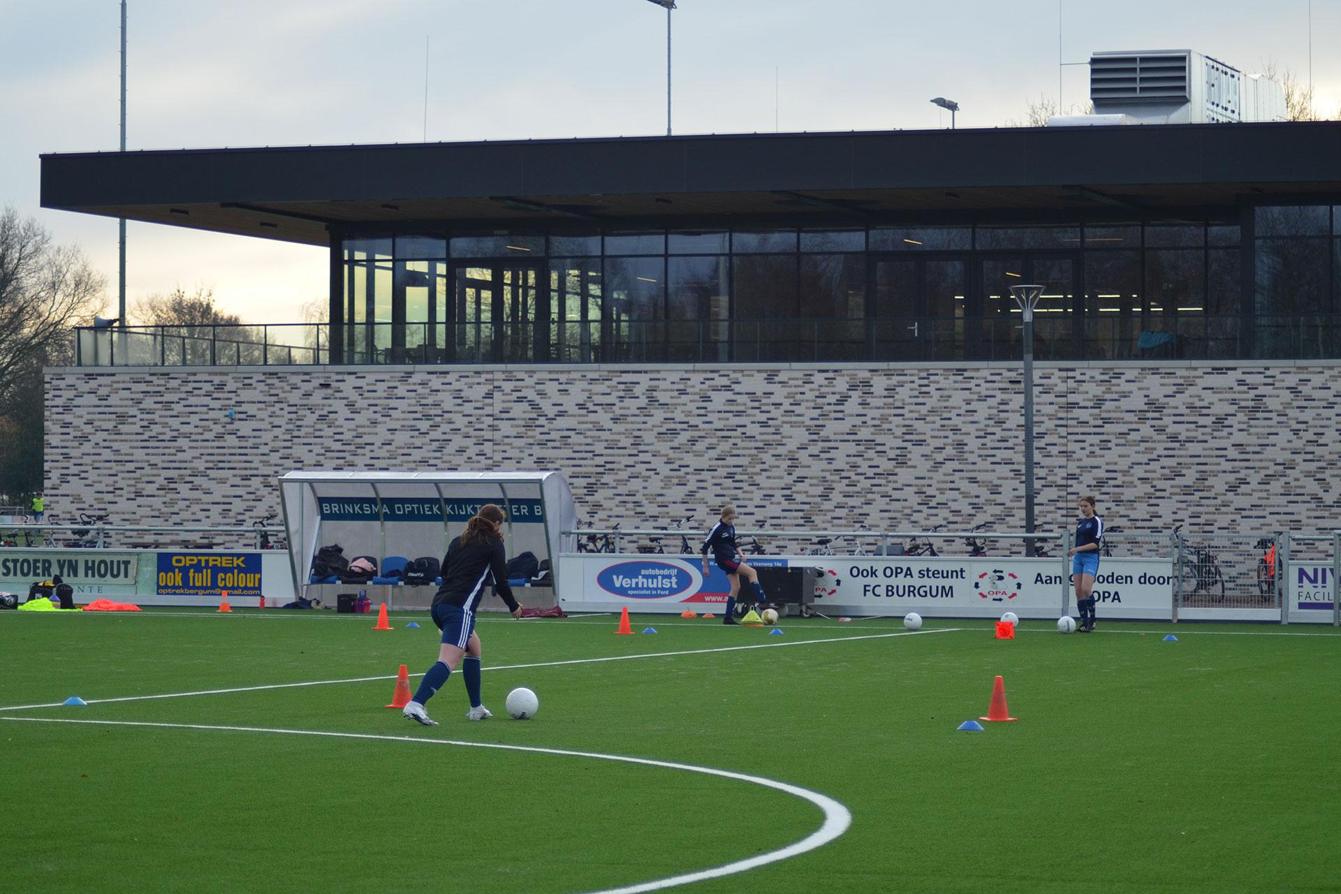Achter de schermen bij Voetbalzaken FC Burgum