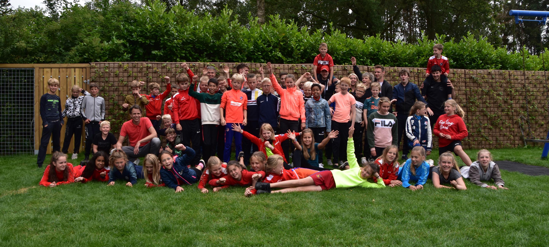 Eerste FC Burgum Voetbalkamp