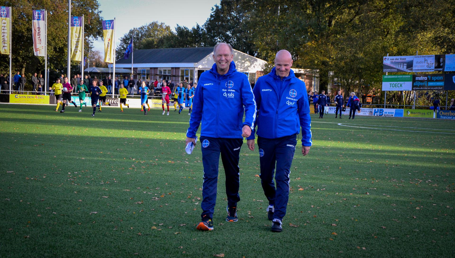 Henk Konings ook volgend seizoen hoofdtrainer bij FC Burgum