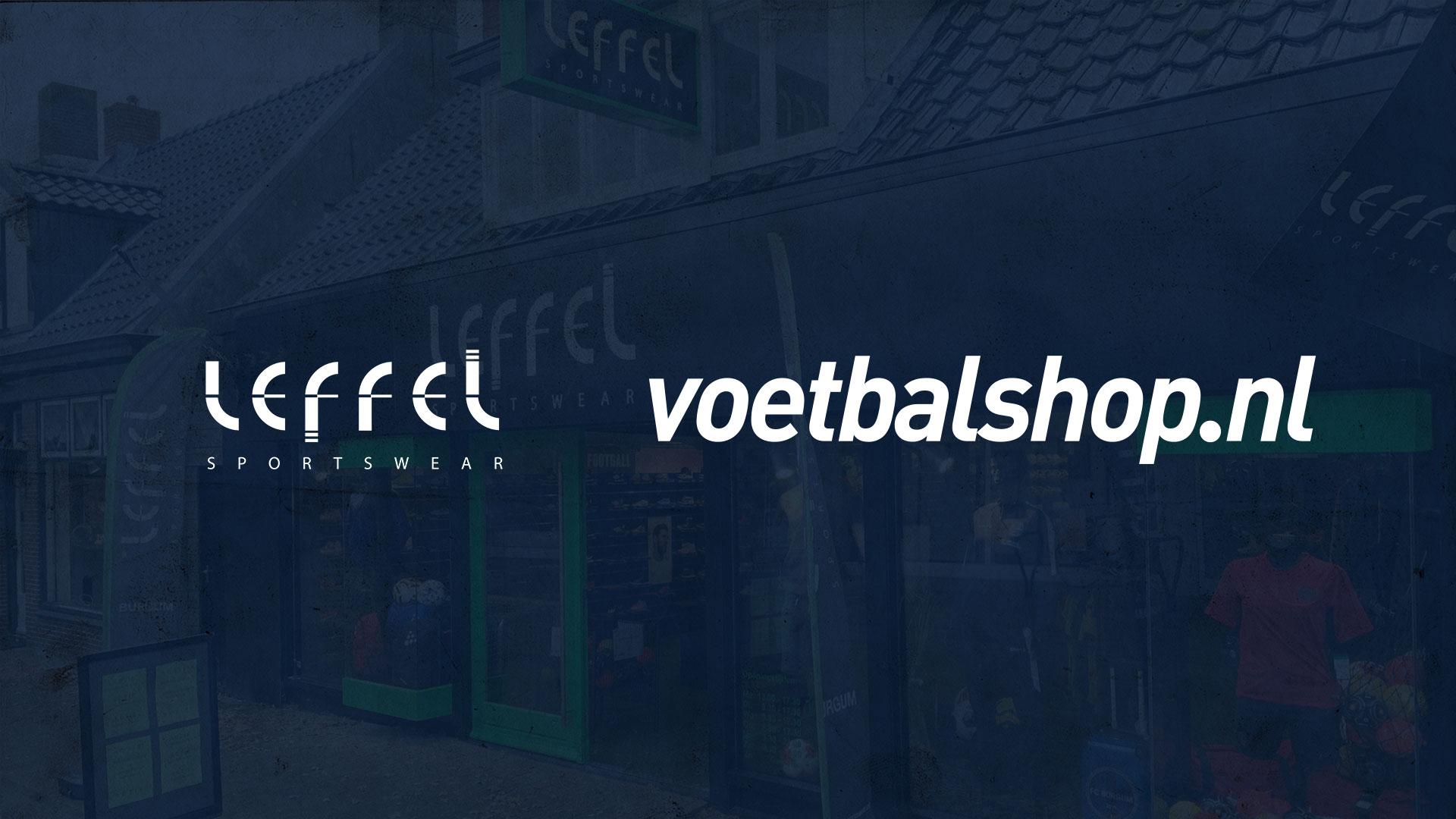 Leffel onderdeel van Voetbalshop.nl