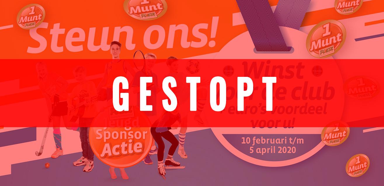 Jeugd Sponsor Actie Poiesz stopt per direct!