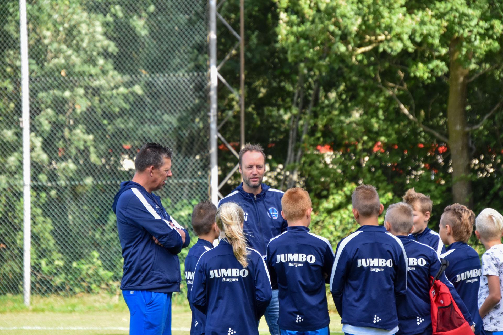 Teammanagers in the spotlight: Jan Wijnsma en Peter de Jager