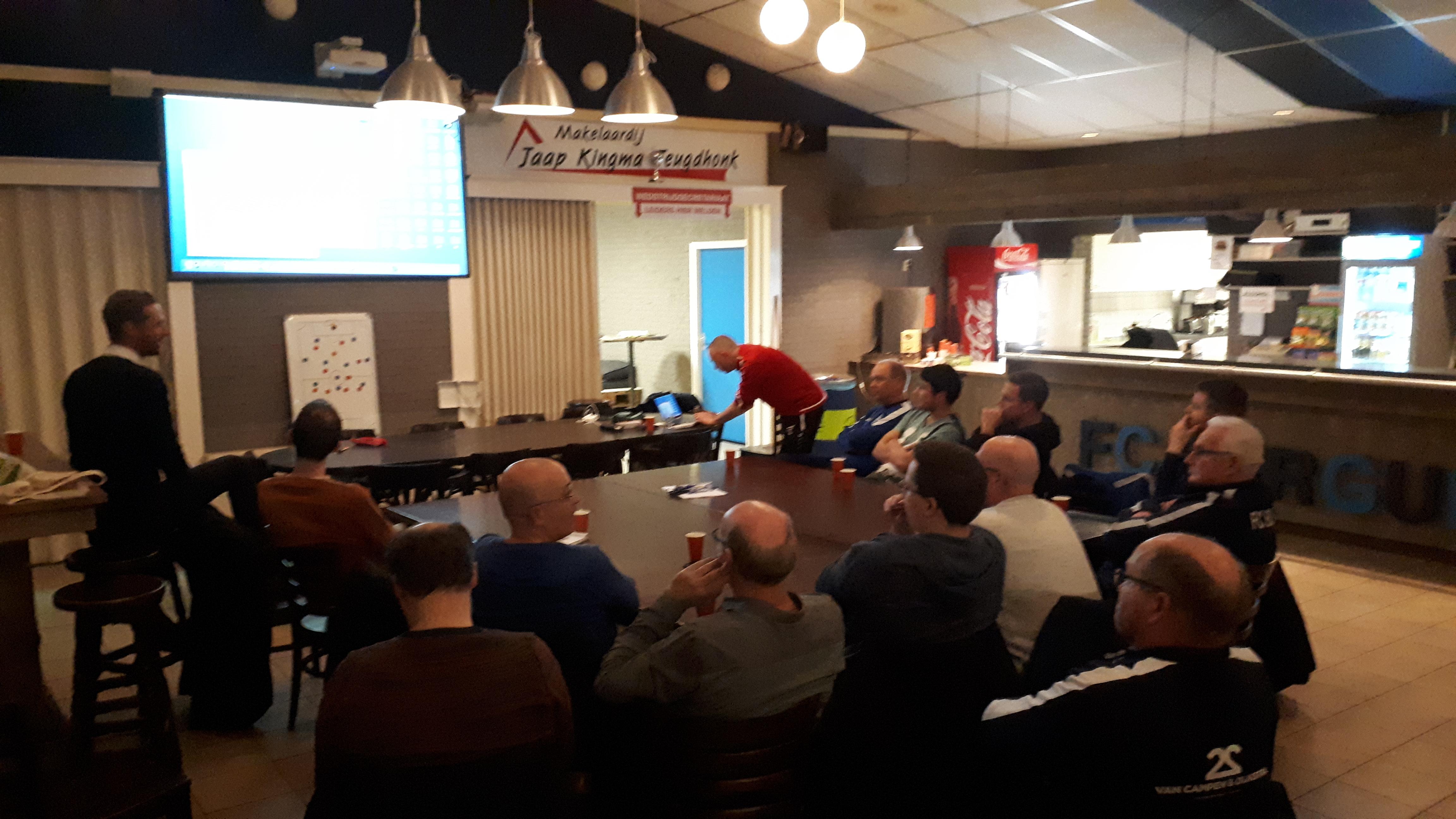Geslaagde workshop voor trainers van de bovenbouw