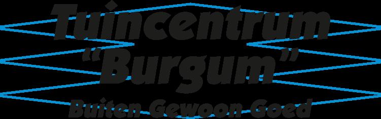 Logo Tuincentrum Burgum