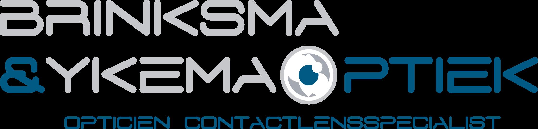 Logo Brinksma & Ykema Optiek