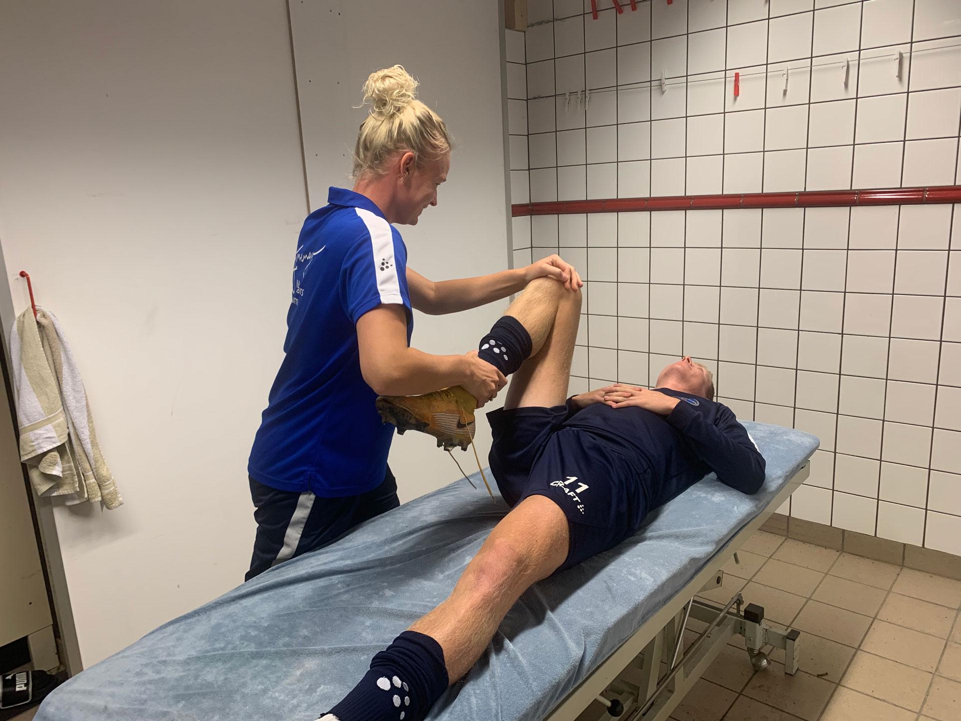 Fysiotherapie Reset blijft verbonden aan FC Burgum 